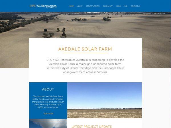 Axedale Solar Farm