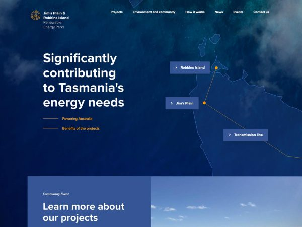 Robbin Island Wind farm